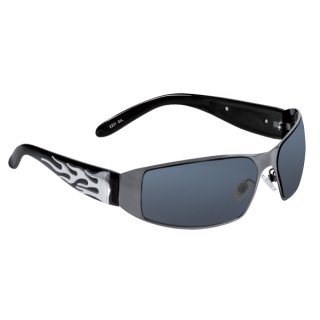 Held 9255 Sonnenbrille Black/Alu