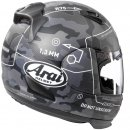 Arai Rebel Command Black
