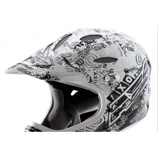 Leatt GPX 5.5 Helm Schwarz/Orange