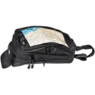 Held Travel Zoom Tankrucksack Velcro System