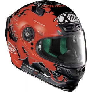 X-Lite X-803 Checa Integralhelm